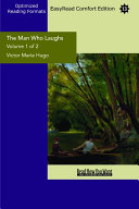 The Man Who Laughs  Volume 1 of 2    EasyRead Comfort Edition