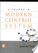 A Course in Modern Control System