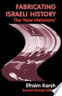 Fabricating Israeli History