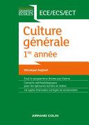 Pdf Culture générale 1re année ECE/ECS/ECT Telecharger