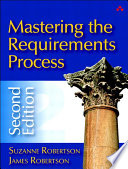 Mastering the Requirements Process Book