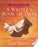 A Writer S Book Of Days PDF