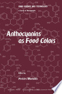 Anthocyanins as Food Colors