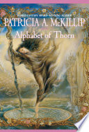 Alphabet Of Thorn Patricia A. McKillip Cover