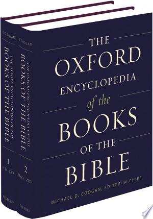 The Oxford Encyclopedia of the Books of the Bible Ebook - digital ebook library