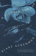 A Slender Thread Book
