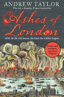 Pdf The Ashes of London (James Marwood & Cat Lovett, Book 1)