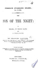 The Son of the Night