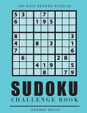 Sudoku Challenge Book