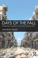 Days of the Fall Pdf/ePub eBook