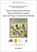 Sport and nature in history