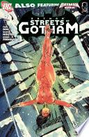 Batman Streets Of Gotham 2009 7