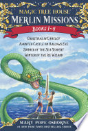 Magic Tree House Merlin Missions Books 1 4