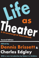 Pdf Life as Theater Telecharger