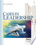 Cases In Leadership