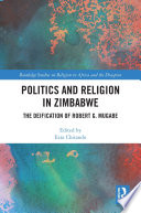 Politics And Religion In Zimbabwe