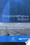 Management of Highway Structures Book