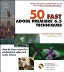 50 Fast Adobe Premiere 6 5 Techniques