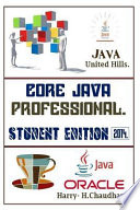 Core Java Professional 2014