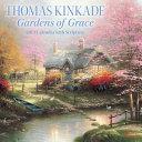 Thomas Kinkade Gardens of Grace with Scripture 2013 Wall Calendar