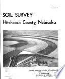 Soil Survey  Hitchcock County  Nebraska
