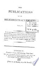 The Publications of the Religious Tract Society Pdf/ePub eBook