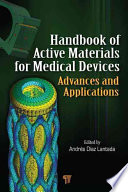 Handbook of Active Materials for Medical Devices