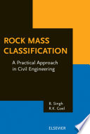 Rock Mass Classification Book