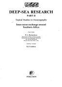 Inter ocean Exchange Around Southern Africa