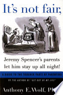 It's Not Fair, Jeremy Spencer's Parents Let Him Stay up All Night!