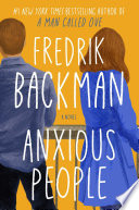 link to Anxious people : a novel in the TCC library catalog