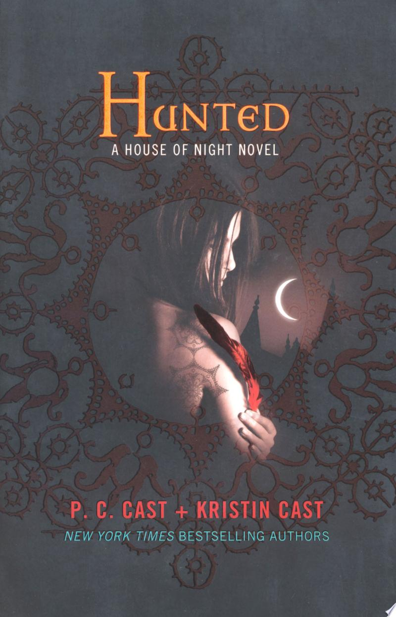 House of Night 05. Hunted banner backdrop