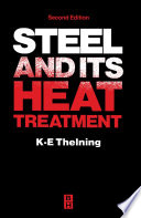 Steel and Its Heat Treatment Book