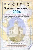 Pacific Boating Almanac 2004 Book