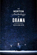 The Norton Anthology Of Drama Book