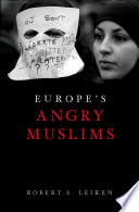 Europe s Angry Muslims Book