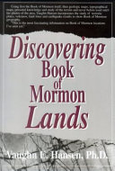 Discovering Book of Mormon Lands