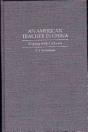 An American Teacher in China