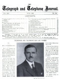 The Telegraph and Telephone Journal