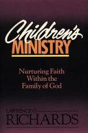 Children s Ministry