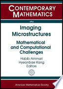 Imaging Microstructures