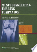 Musculoskeletal Imaging Companion