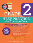 Barron's Core Focus Grade 2: Test Practice for Common Core