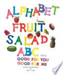 Alphabet Fruit Salad