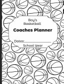 Boys Basketball Coaches Planner Dates