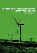 Introduction to Environmental Impact Assessment