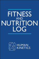 Fitness and Nutrition Log