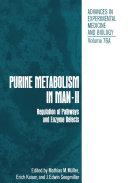 Purine Metabolism in Man—II Pdf/ePub eBook