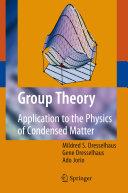 Group Theory [Pdf/ePub] eBook