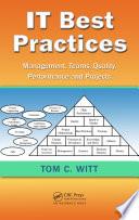 IT Best Practices
